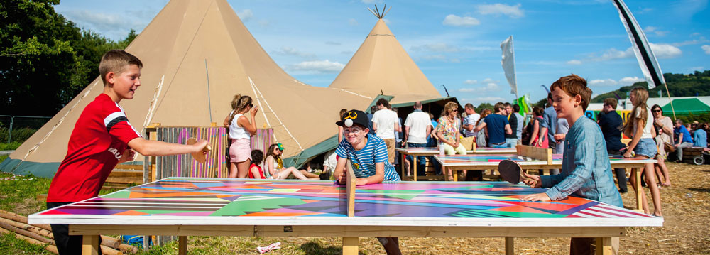 tipi party event