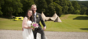 Wedding Tipi Story US Matt & Naimh