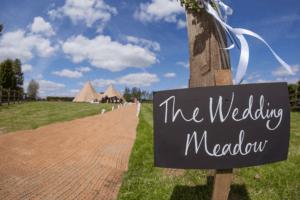 teepee tent wedding rental